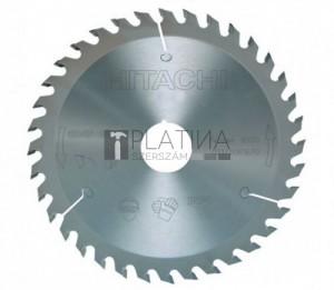 Hitachi HM keményfémlapos körfűrészlapok (körfűrészhez/gérvágóhoz)