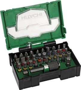 Hitachi 40030019 bit készlet 32 részes + Bit-box1