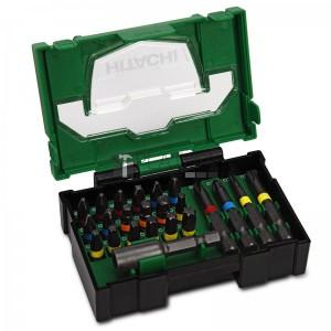Hitachi 40030021 bit készlet 23 részes + Bit-box1