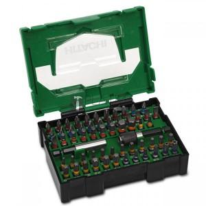 Hitachi 40030024 bit készlet 60 részes + Bit-box2