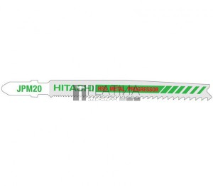Hitachi JPM20 HSS szúrófűrészlap 100,4mm fémhez