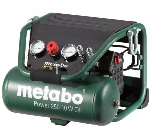Metabo Power 250-10 W OF olajmentes kompresszor