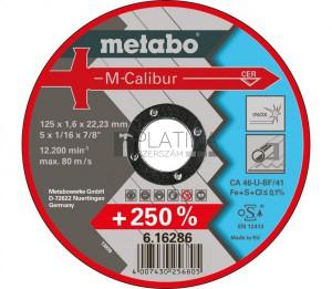 Metabo M-Calibur vágótárcsák inoxhoz - CER