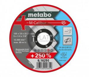Metabo M-Calibur csiszolótárcsák inoxhoz - CER