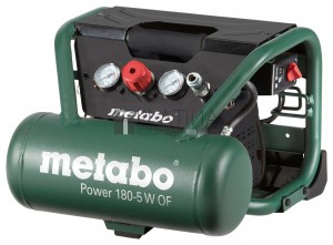 Metabo Power 180-5 W OF olajmentes kompresszor