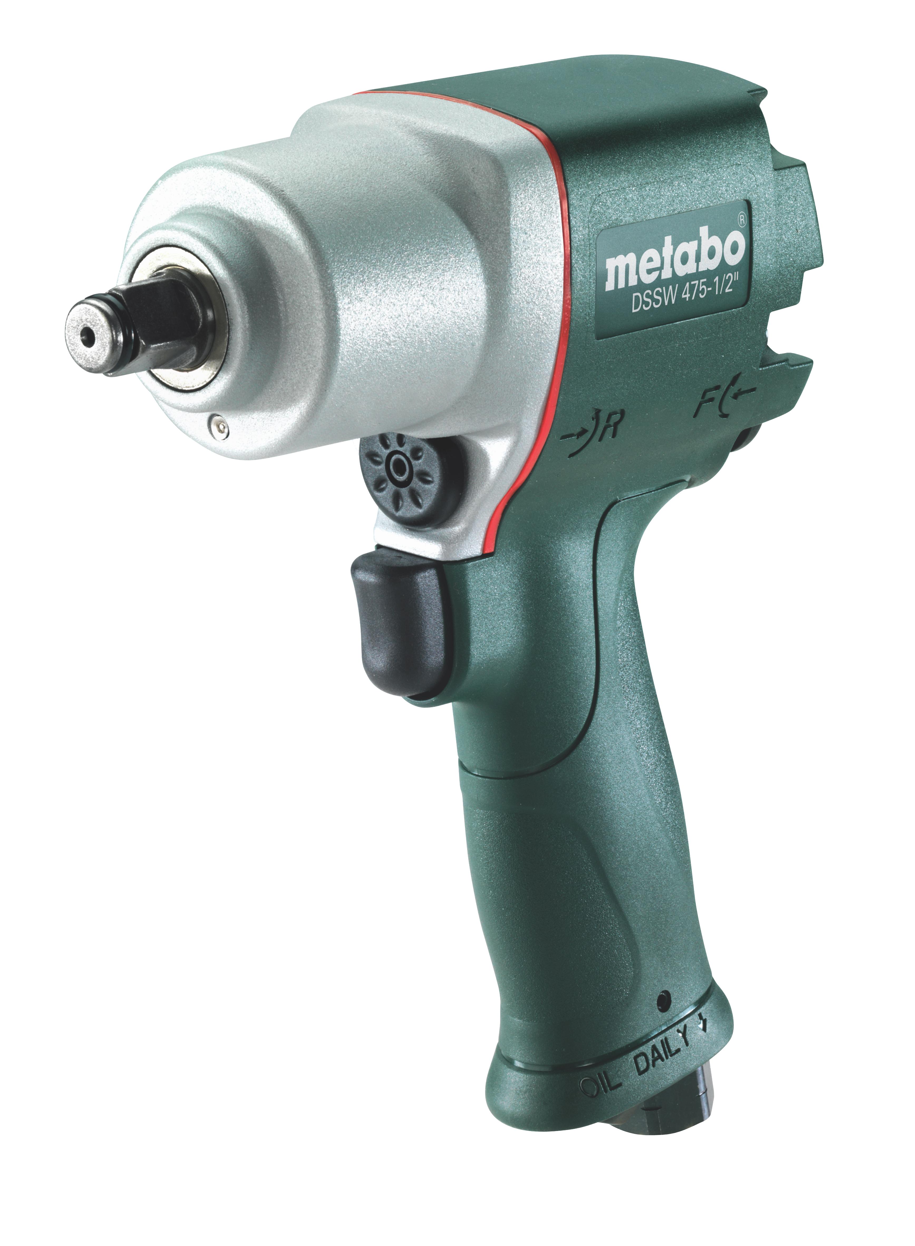 Metabo DSSW 475 - 1/2  ütvecsavarozó 475Nm