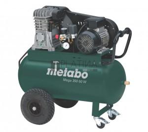 Metabo Mega 350-50 W kompresszor 50l, 2,2kW, 10bar