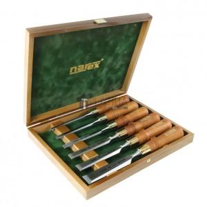Narex 853200 Premium Wood Line Plus 6 részes asztalosvéső készlet 6-26