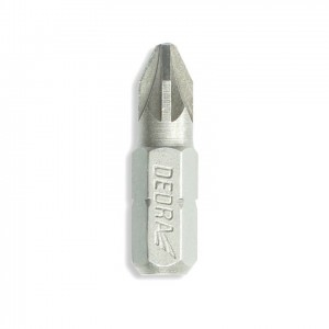 Dedra csavarhúzó bitek Pozidriv, 25mm, 3db/cs