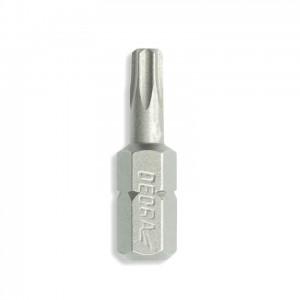 Dedra csavarhúzó bitek Torx, 25mm, 3db/cs