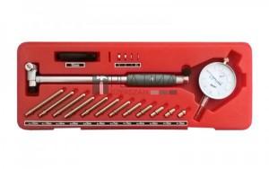 Berger indikátoros furatmérő készlet 50-160/0,01mm (INTO)