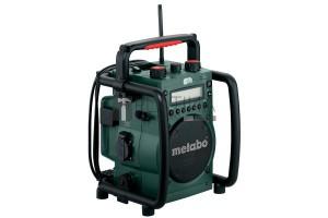 Metabo RC 14.4-18 akkus építkezési rádió