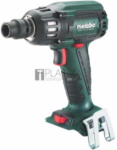 Metabo SSW 18 LTX 400 BL akkus ütvecsavarozó