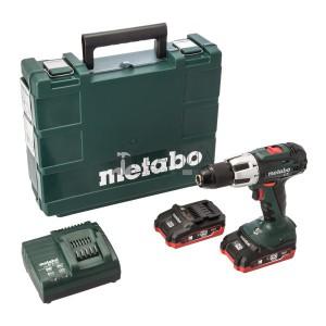 Metabo SB 18 LT akkus ütvefúró (2 x LiHD 3,1Ah)