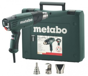 Metabo HE 23-650 Control hőlégfúvó szett (2300W)