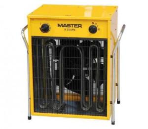 Master B22 EPB ipari elektromos hőlégfúvó (22 kW 3x32A)