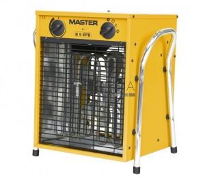 Master B9 EPB ipari elektromos hőlégfúvó (9kW 3x13A)