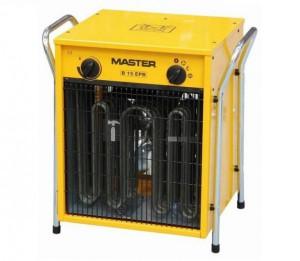 Master B15 EPB ipari elektromos hőlégfúvó (15kW 3x22A)