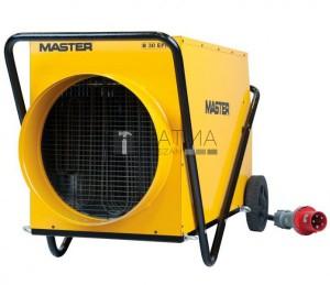 Master B18 EPR ipari elektromos hőlégfúvó (18kW 3x26A)