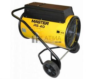 Master RS40 ipari elektromos hőlégfúvó (40kW 58A)