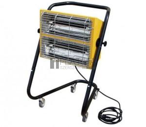 Master HALL3000 elektromos infravörös hősugárzó (3 kW)