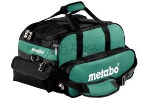 Metabo szerszámtáska kicsi (460x260x280)