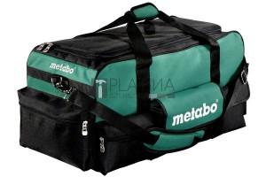 Metabo szerszámtáska nagy (670x290x325)