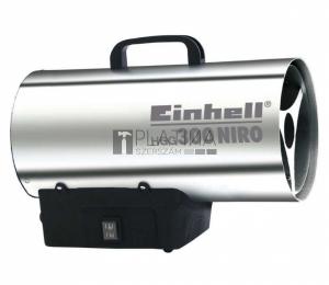 Einhell HGG 300 N Niro gázüzemű hőlégfúvó (30kW)