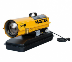 Master B70 CED alacsony nyomású gázolajos hőlégfúvó (20 kW)