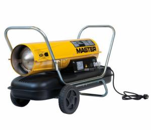 Master B100 CED alacsony nyomású gázolajos hőlégfúvó (29 kW)
