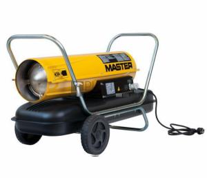 Master B150 CED alacsony nyomású gázolajos hőlégfúvó (44 kW)