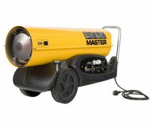 Master B180 magas nyomású gázolajos hőlégfúvó (48 kW)