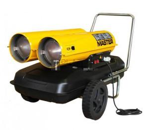 Master B300 CED alacsony nyomású gázolajos hőlégfúvó (88 kW)