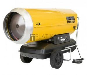Master B230 magas nyomású gázolajos hőlégfúvó (65 kW)