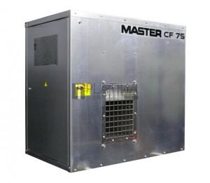 Master CF 75 Spark földgáz üzemű fűtőberendezés (inox)