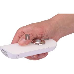 Extol Light 43126 mozgásérzékelős készenléti LED lámpa (Li-ion)
