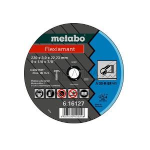 Metabo Flexiamant vágókorongok acélra (A 30-R)