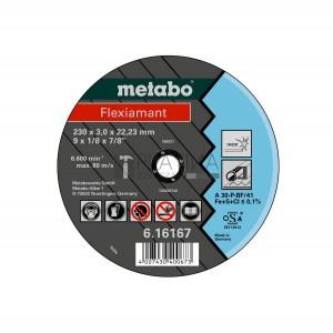 Metabo Flexiamant vágókorongok Inoxra (A 30-P)