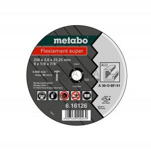 Metabo Flexiamant Super alumímiumra (A 30-O)