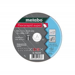 Metabo Flexiarapid Super Inoxra (A 36-U / A46-U / A60-U)