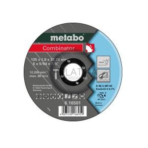 Metabo Flexiarapid Super kombitárcsa Inoxra (A 36-U)