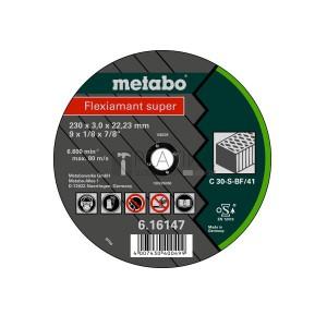 Metabo Flexiamant Super vágókorongok kőre (C 30-S)