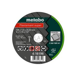 Metabo Flexiamant Super vágókorongok kőre (C 60-T)