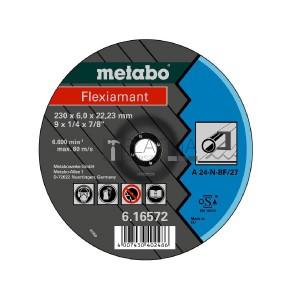 Metabo Flexiamant csiszolókorongok acélra (A 24-N)