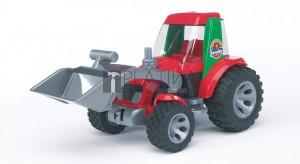 Bruder Roadmax traktor tolólappal (20102)