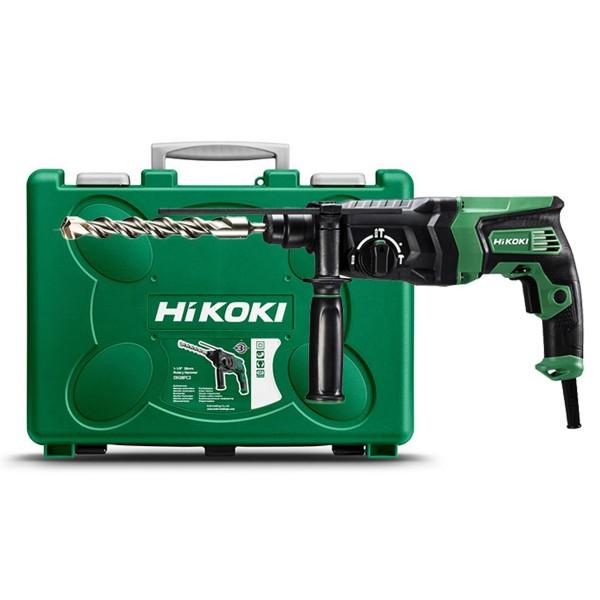 Hitachi-Hikoki DH26PC2 SDS-Plus fúró- vésőkalapács (830W 3.2J)
