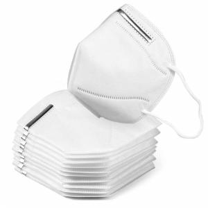 FFP2 / KN95 részecskeszűrő védőmaszk 10db/csomag