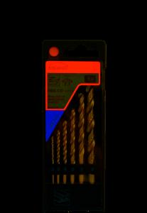 Abraboro HSS-CO fémcsigafúró készlet DIN 338, 6 részes