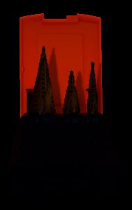 Abraboro HSS-G lépcsős fúró klt