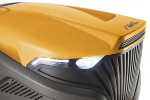 Stiga Estate 7122 HWSY gyűjtős fűnyírótraktor Honda motorral 122cm 688cm³